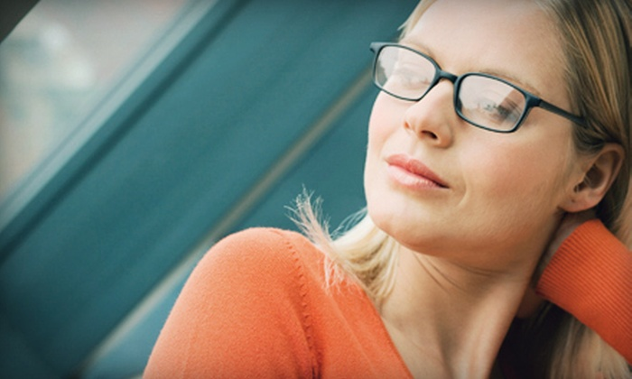 Woodmen Optical of Eye Associates of Colorado Springs, CO - Falcon Estates: Eyewear at Woodmen Optical of Eye Associates of Colorado Springs, CO (Up to 72% Off). Two Options Available.