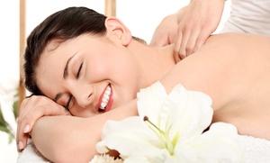 Harmony Reflexology: One-Hour Foot-Reflexology Massage, or One-Hour Deep-Tissue or Swedish Massage at Harmony Reflexology (50% Off)