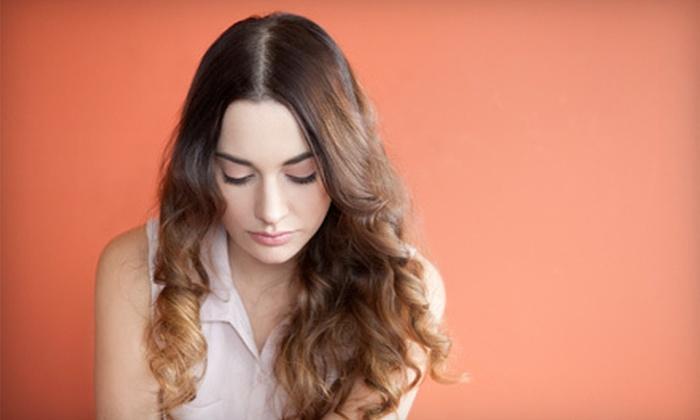 Appearances Salon & Spa - Fairfax: Haircut Package, Facial, or Eyebrow Threading at Appearances Salon & Spa (Up to 51% Off)