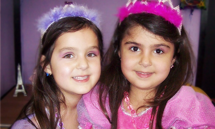 My Girly Party - Farmington: Diva or Princess-Themed Fashion Show or 90-Minute Girly Party Packages for Five from My Girly Party (Up to 40% Off)
