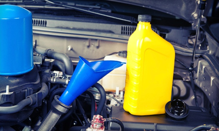 Scott's U-Save - Steger: Oil Changes and Tire Services at Scott's U-Save (Up to 60% Off). Three Options Available.