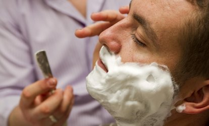 image for A Men's <strong>Shave</strong> at Menessentials (49% Off)