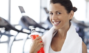 iResolve Fitness: One- or Three-Month Gym Membership to iResolve Fitness (Up to 67% Off)