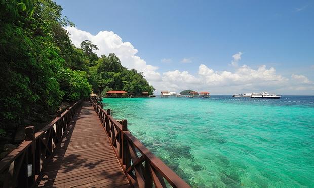 Cheap Hotel Accommodation Deals Desaru New Beach Resort