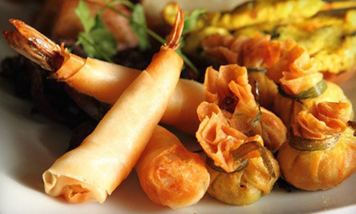 Cee Fine Thai Dining - Fairfax: $15 for $30 Worth of Thai Cuisine at Cee Fine Thai Dining in Fairfax