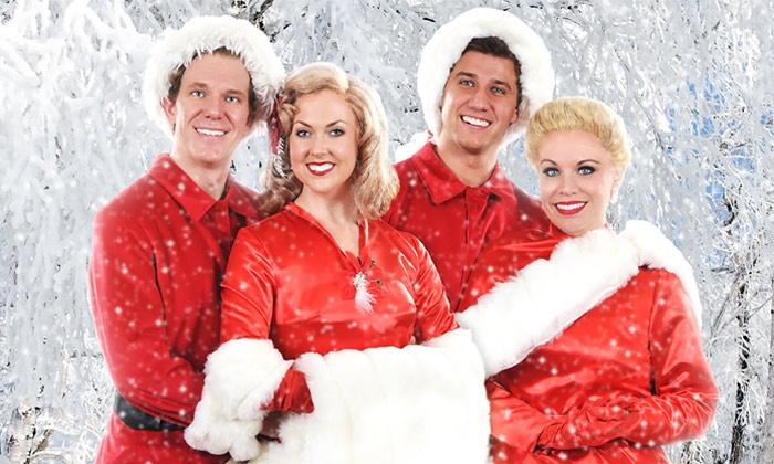 """White Christmas"" - Arizona Broadway Theatre: ""White Christmas"" at Arizona Broadway Theatre on December 24–28 (Up to 56% Off)"