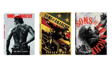 """Sons of Anarchy"""" Seasons 1-7 on DVD 262a8914-ac37-11e6-a9cb-00259060b5da"""