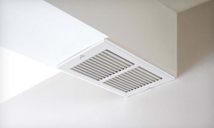 Its Duct Time - Dallas: $49 for Air-Duct Cleaning with a Dryer-Vent Cleaning and an AC Checkup from It's Duct Time ($318 Value)