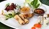 Pasteur - Far North Side: $60 for a Four-Course Vietnamese Meal for Two with Salads, Appetizers, Entrees, and Dessert at Pasteur