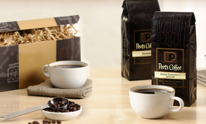 Monthly Home-Delivery Coffee Subscriptions from Peet's Coffee & Tea (Up to 35% Off)