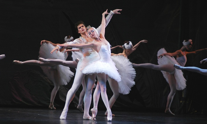 """Russian National Ballet Theatre """"Swan Lake"""" - Lehman Center for the Performing Arts: Russian National Ballet Theatre's """"Swan Lake"""" on Sunday, April 12 (Up to 50% Off)"""