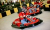 Pole Position Raceway - St. Louis - Crestwood: Two Same-Day Races with Optional Membership, Birthday Race &T-Shirt at Pole Position Raceway (Up to 50% Off)