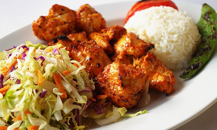 Uskudar Turkish Restaurant - USKUDAR: Three-Course Meal with Wine for Two at Uskudar Turkish Restaurant (Up to 36% Off).