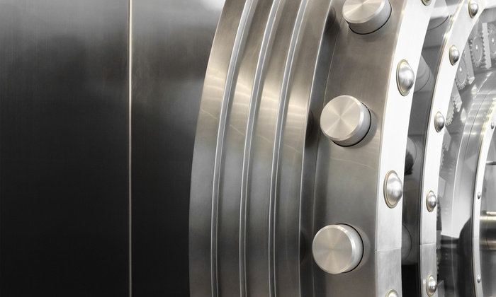 Private Safe Deposit Box - Bayview: Three-Month Rental of Small, Medium, or Large Deposit Box from Private Safe Deposit Box (Up to 50% Off)