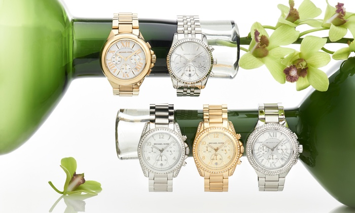 Michael Kors: Michael Kors Women's Statement Watches from $149. Assorted Styles and Colors. Free Shipping and Returns.