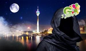 Colonia Prima Düsseldorf: 90 Min. Nachtwächter-Tour für Zwei oder Vier mit Erlebnis Düsseldorf ab 18 € (bis zu 51% sparen*)