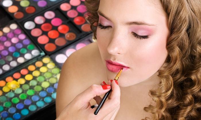 The Powder Room PA, LLC - East Liberty: Makeup Application from The Powder Room Pa, Llc (50% Off)