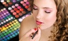 Up to 55% Off Makeup Application at European Beauty House