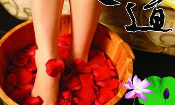 Golden Massage Spa - Springfield: $35 for $65 Worth of Foot Massage at Golden Massage Spa