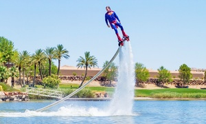 Flyboard Las Vegas: 25-Minute Intro Flyboarding Experience and GoPro Footage for 1, 2, or 4 from Flyboard Las Vegas (Up to 55% Off)
