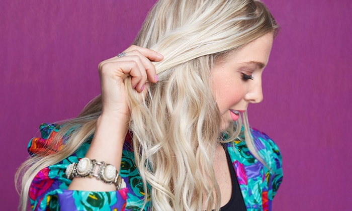 Annabelle Hair Salon - Lower East Side: Highlights and Blow-Dry from Annabelle Salon (62% Off)