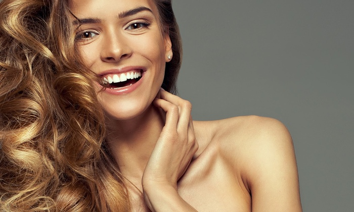 Beauty by Noy - Multiple Locations: Two Haircuts with Shampoo and Style from Beauty By Noy (57% Off)