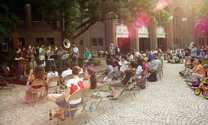 Penn Museum Summer Nights Music Series - University City: $5 for a Penn Museum Summer Nights Music Series Concert for Two on June 19, June 26, July 3, or July 10 ($10 Value)