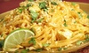 Siam Express - Manayunk: Takeout Thai Dinner with Appetizers and Entrees for Two or Four at Siam Express (Up to 58% Off)