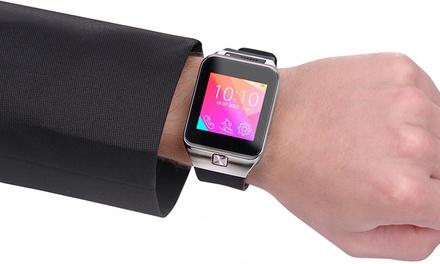 Connected Smartwatch compatibel met Android en iPhone voor € 39,99