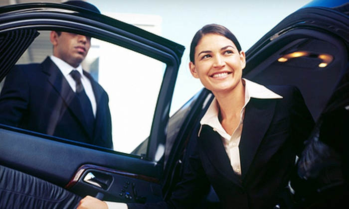 Kansas City Airport Car and Limo Services - Kansas City: Limo Services or Airport Transportation from Kansas City Airport Car and Limo Services (Up to 53% Off). Four Options Available.