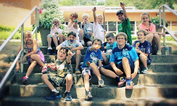 Eagles Day Camp  - Midland Park: One-Week Kids Summer Camps with Eagles Day Camp in Midland Park (61% Off)