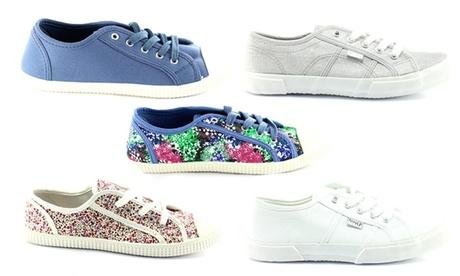 Sneakers para mujer Foxy Up por 14,90