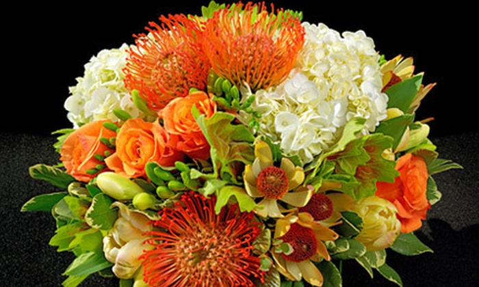 Finishing Touch Florist & Gifts - Bel-Red: $25 Worth of Flowers, Baskets, and Gifts