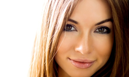 Haircut and Color Packages from Amanda Harden at Taj Salon (Up to 73% Off). Three Options Available.