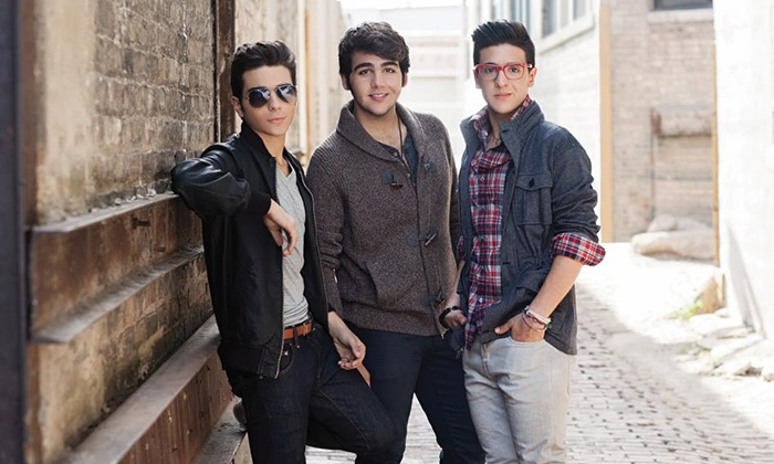 Il Volo - Milwaukee Theatre: Il Volo at Milwaukee Theatre on Saturday, June 21, at 7:30 p.m. (Up to 41% Off)