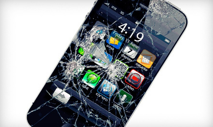 iFixandRepair - Palm Beach Shores: Screen Repair on an iPhone 4 or 4S, an Otterbox iPhone Case, or $25 for $50 Worth of Repairs at iFixandRepair