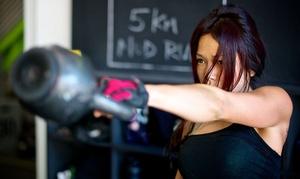 Kandu Fitness: Three- or Six-Week Fat-Loss Boot Camps at Kandu Fitness (Up to 88% Off)