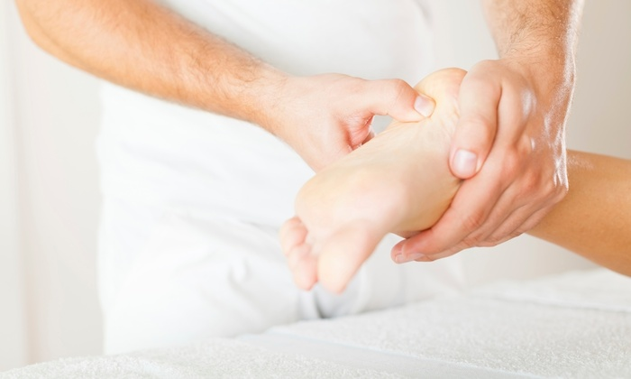 Tipp Top Therapeutic Massage - Monroe: $27 for a Thai Reflexology Session with Aromatherapy at Tipp Top Therapeutic Massage ($55 Value)