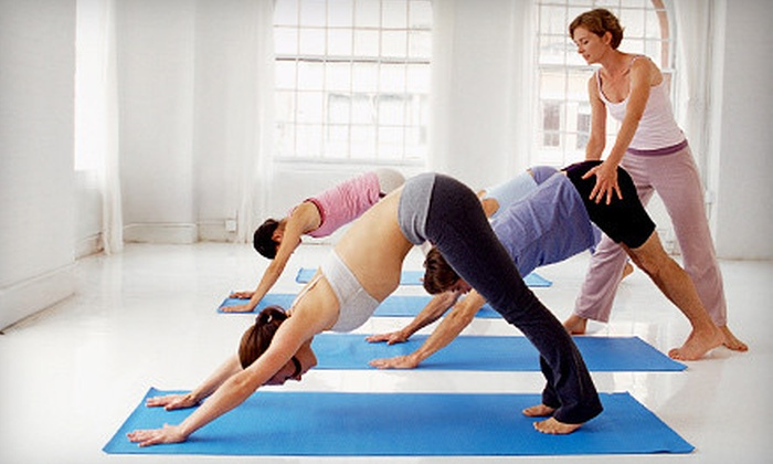 Robson St. Yoga - Vancouver: $19 for 10 Yoga Classes at Robson St. Yoga ($99 Value)