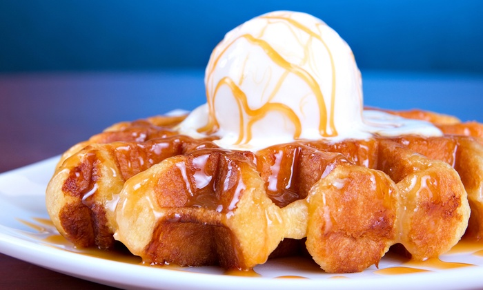 Scoop House - Boonton: Two or Four Groupons, Each Good for $10 Worth of Desserts at Scoop House (Up to 50% Off)