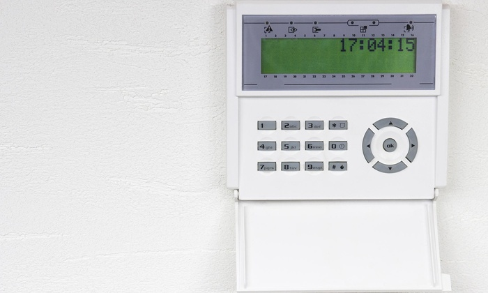 A.s.i. - Medley: Home Security System Installation and Monitoring from A.S.I. (45% Off)