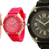 Geneva Silicone Watches for Men and Women