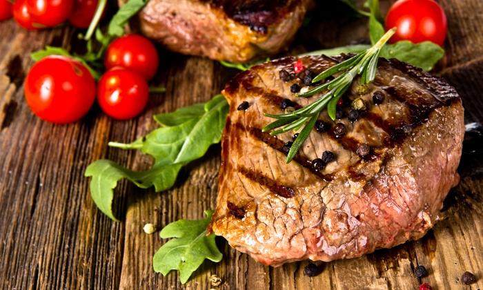 Pasion ristorante argentino - Torino: Menu argentino con 800 g di Angus, empanadas e vino da 44 €