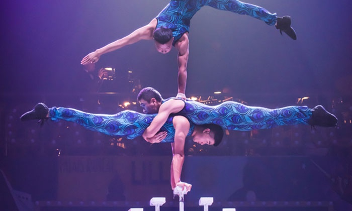 Big Apple Circus - Big Apple Circus: Big Apple Circus: The Grand Tour (March 25-May 8)