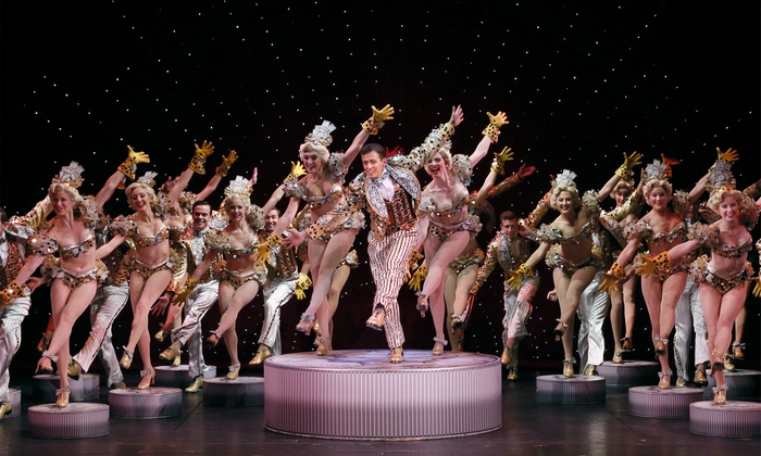 """""""42nd Street"""" - Pantages Theatre: """"42nd Street"""" (May 31–June 19)"""