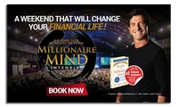 Millionaire Mind Intensive, 9–11 June at Citywest Hotel (Up to 70% Off)