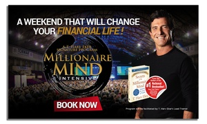 Success Resources: Millionaire Mind Intensive, 9–11 June at Citywest Hotel (Up to 70% Off)