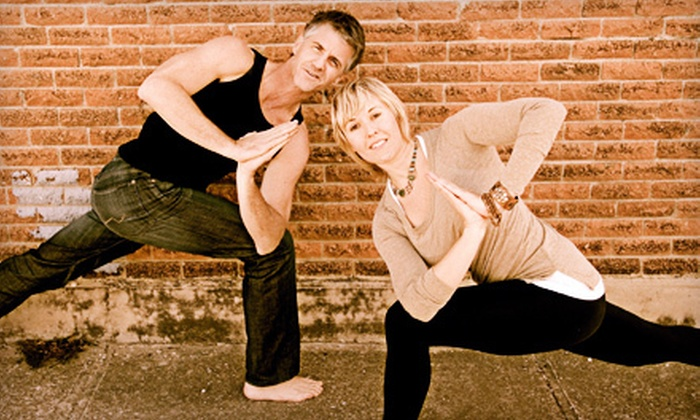 American Power Yoga - Glencoe Park: 10 or 25 Fitness or Yoga Classes at American Power Yoga (Up to 92% Off)
