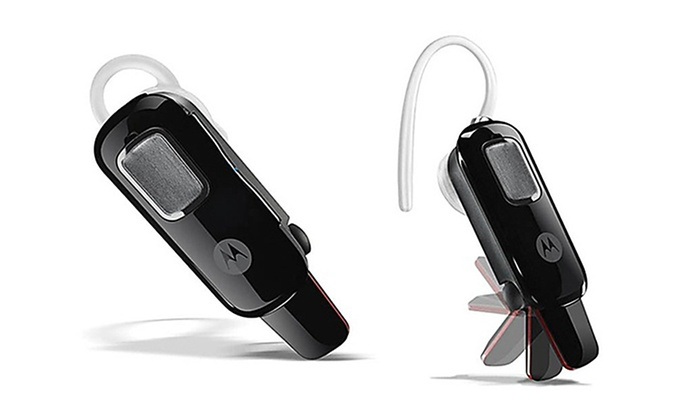 Motorola HX550 Bluetooth Headset | Groupon Goods