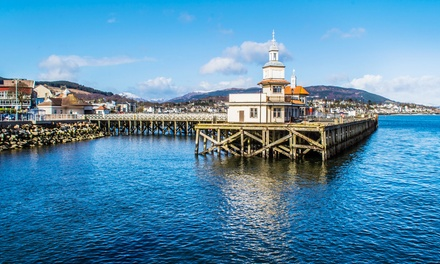 Argyll and Bute: 1 or 2 Nights for Two with Breakfast, Main Course Dinner and Late CheckOut at Royal Marine Hotel